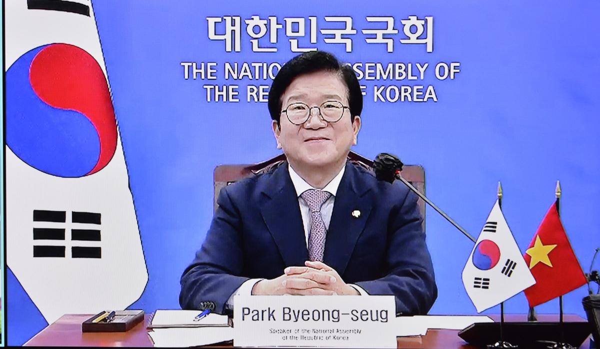 Chủ tịch Quốc hội Hàn QuốcHàn Quốc Park Byeong Seug