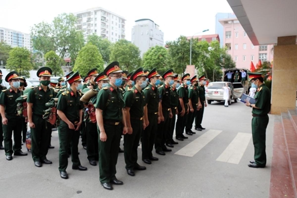 Thủ tướng khen 21 tập thể, cá nhân thuộc Bộ Quốc phòng, TP Hà Nội trong phòng, chống dịch COVID-19.