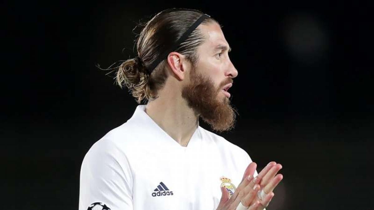 Ramos rời Real Madrid theo dạng chuyển nhượng tự do (Ảnh: Getty).