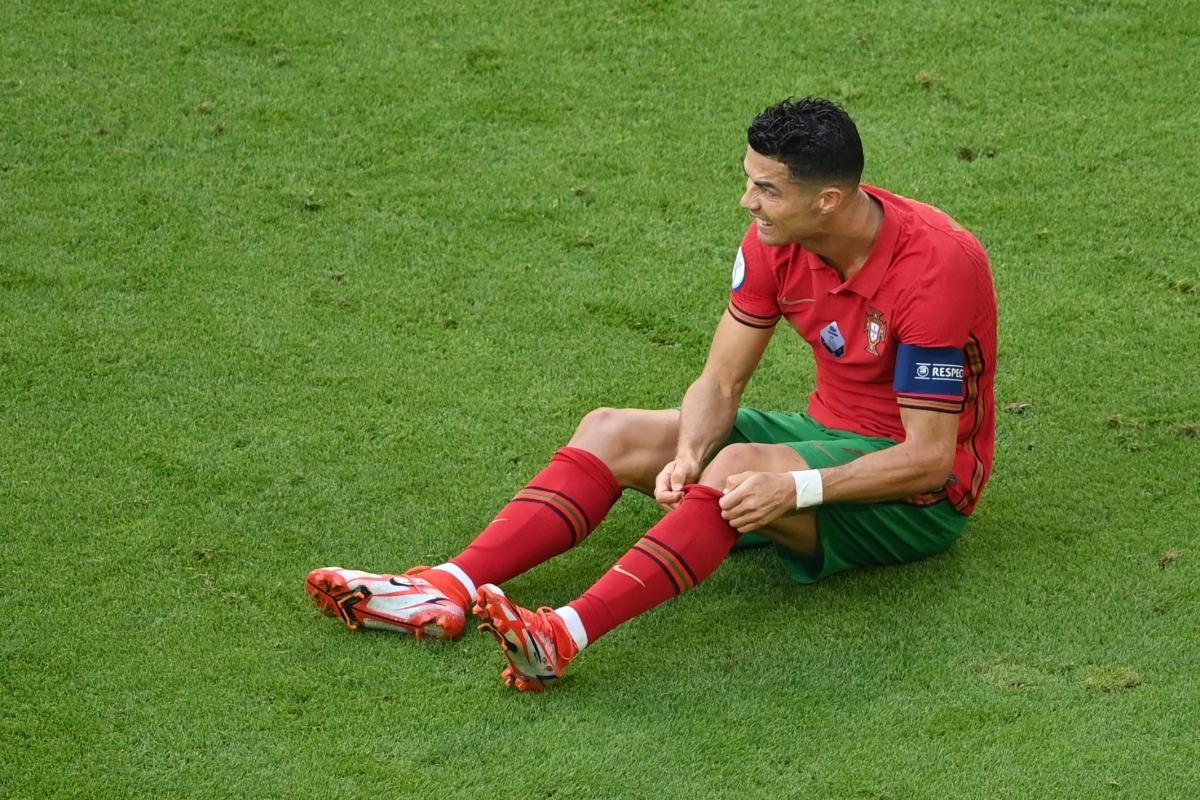 Đây là lần thứ 5 trong sự nghiệp, Cristiano Ronaldo cùng ĐT Bồ Đào Nha nhận thất bại trước ĐT Đức ở World Cup và EURO.
