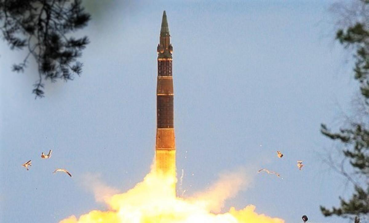 Sự cố tên lửa Na Uy ngày 25/1/1995 đã suýt buộc nhân loại đón nhận Thế chiến III; Nguồn: russian7.ru