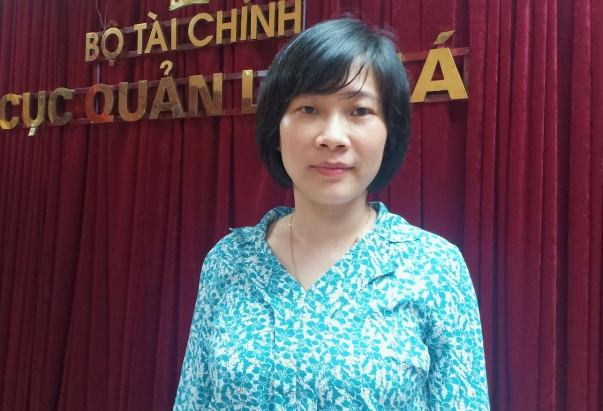 Bà Đoàn Thị Kim Dung, Trưởng phòng giá hàng công nghiệp tiêu dùng, Cục quản lý giá cho rằng, việc bổ sung sách giáo khoa vào danh mục nhà nước định giá cần đánh giá kỹ trong đó cân nhắc cả yếu tố xã hội hóa, nếu cứng nhắc sẽ triệt tiêu động lực xã hội hóa theo chủ trương của Nghị quyết số 88 của Quốc hội.