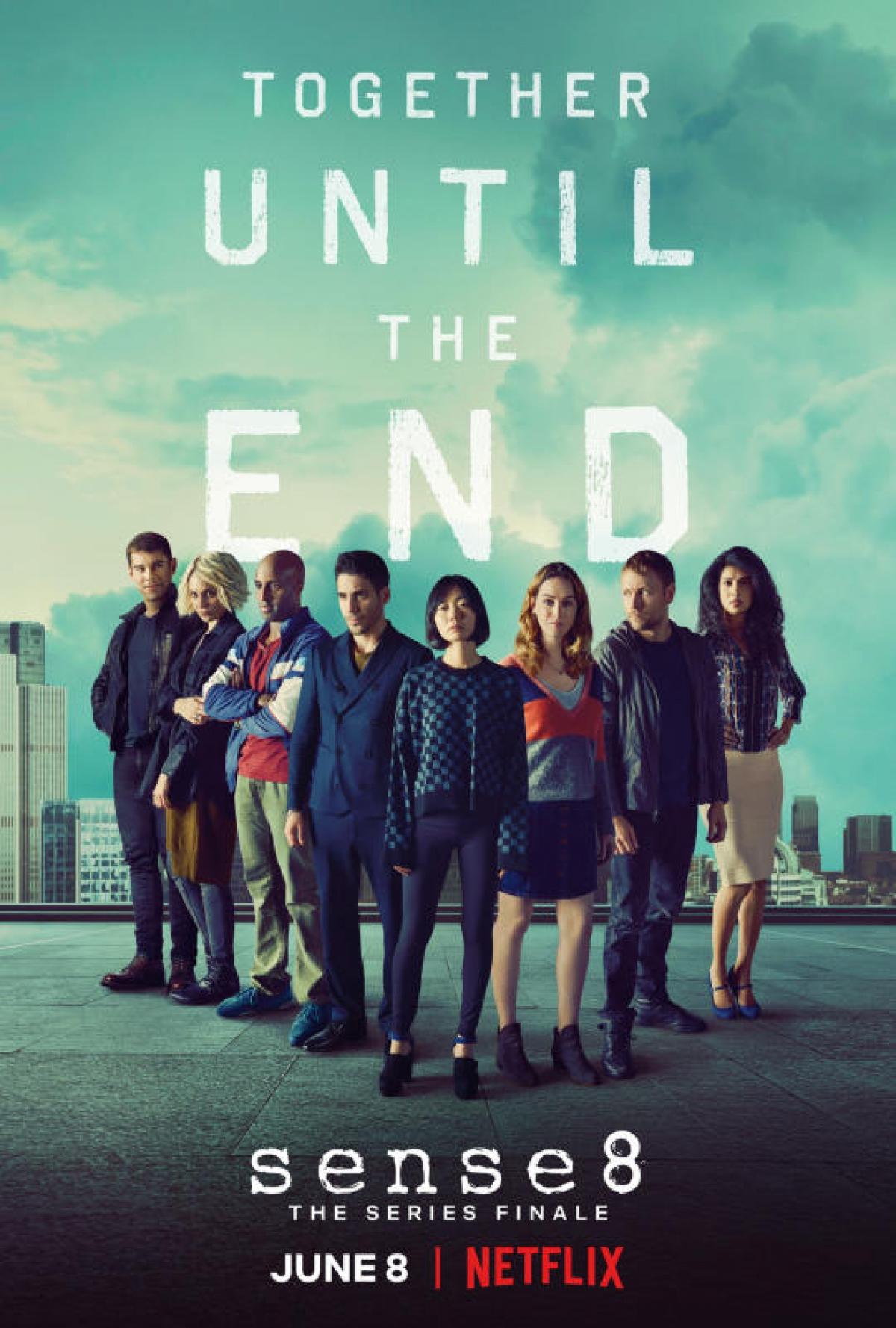 """Tên tuổi của Bae Doona được biết đến nhiều với loạt phim """"Sense8"""" của Netflix."""