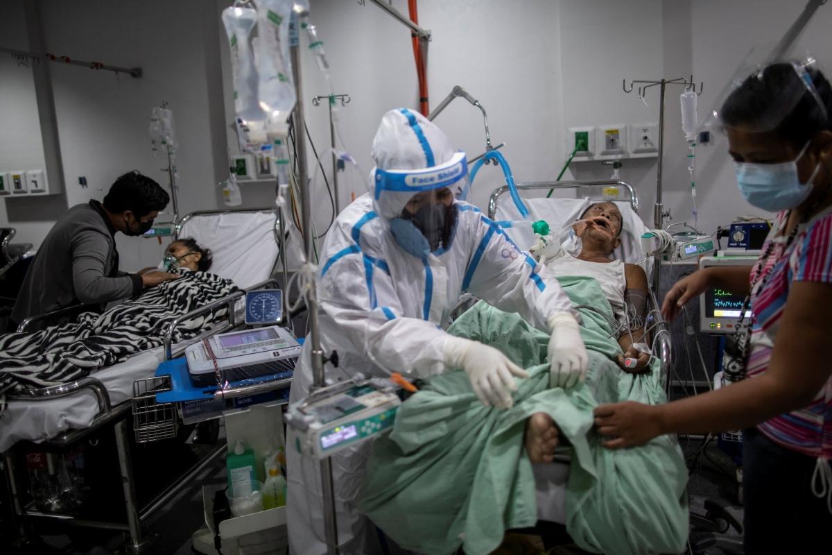 Delta khiến bệnh nhân có dấu hiệu trở nặng và chuyển biến xấu.