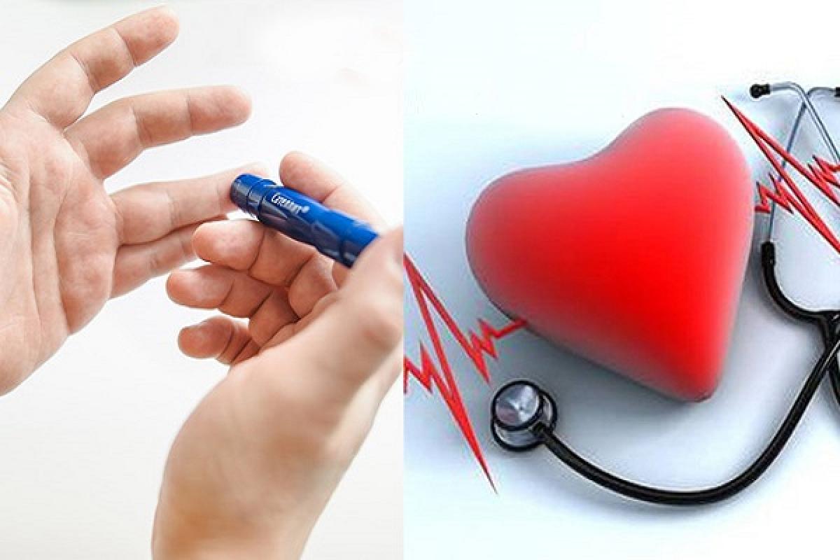 Tăng huyết áp và đái tháo đường là 2 trong những nguyên nhân chính gây đột quỵ.