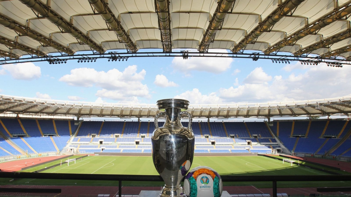Sân Olimpico (Rome- Italia) là nơi diễn ra lễ khai mạc EURO 2021 (Ảnh: UEFA).