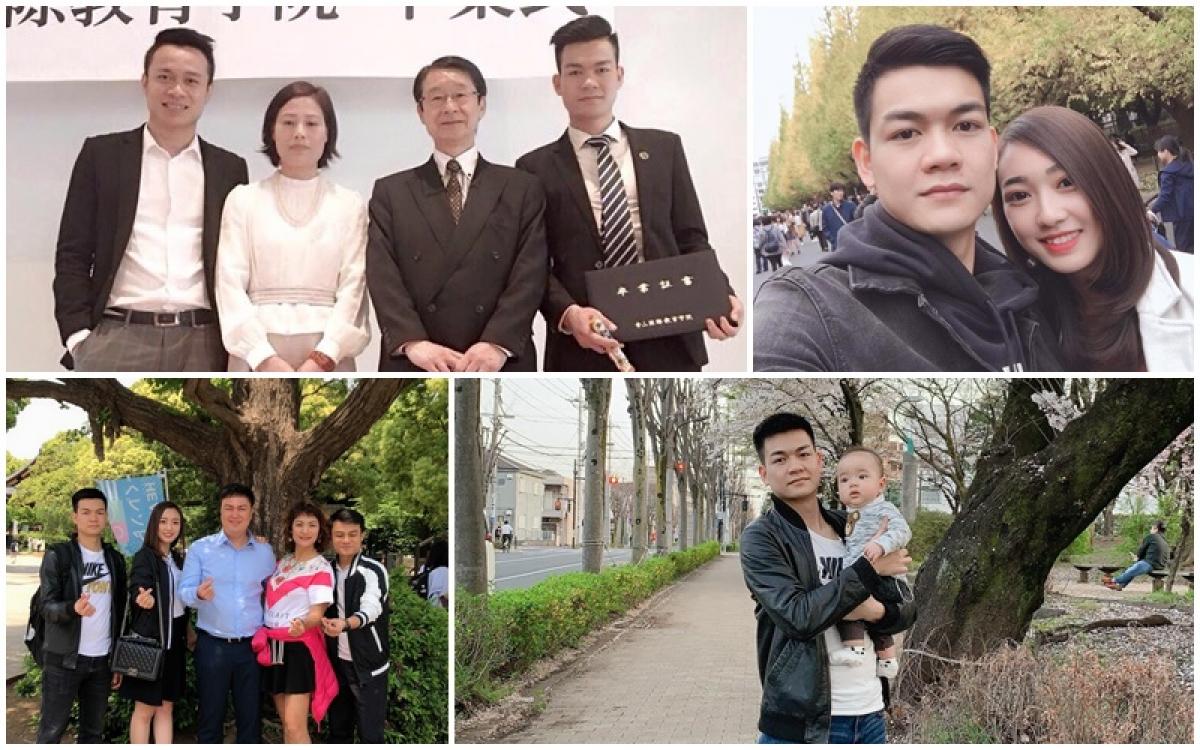 Hiện tại, Vũ Khắc Sơn đã có cuộc sống ổn định tại Nhật Bản bên gia đình nhỏ của mình.
