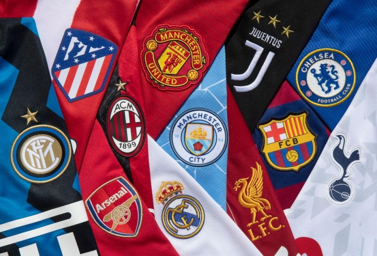 12 đội bóng sáng lậpSuper League (Ảnh: Getty).