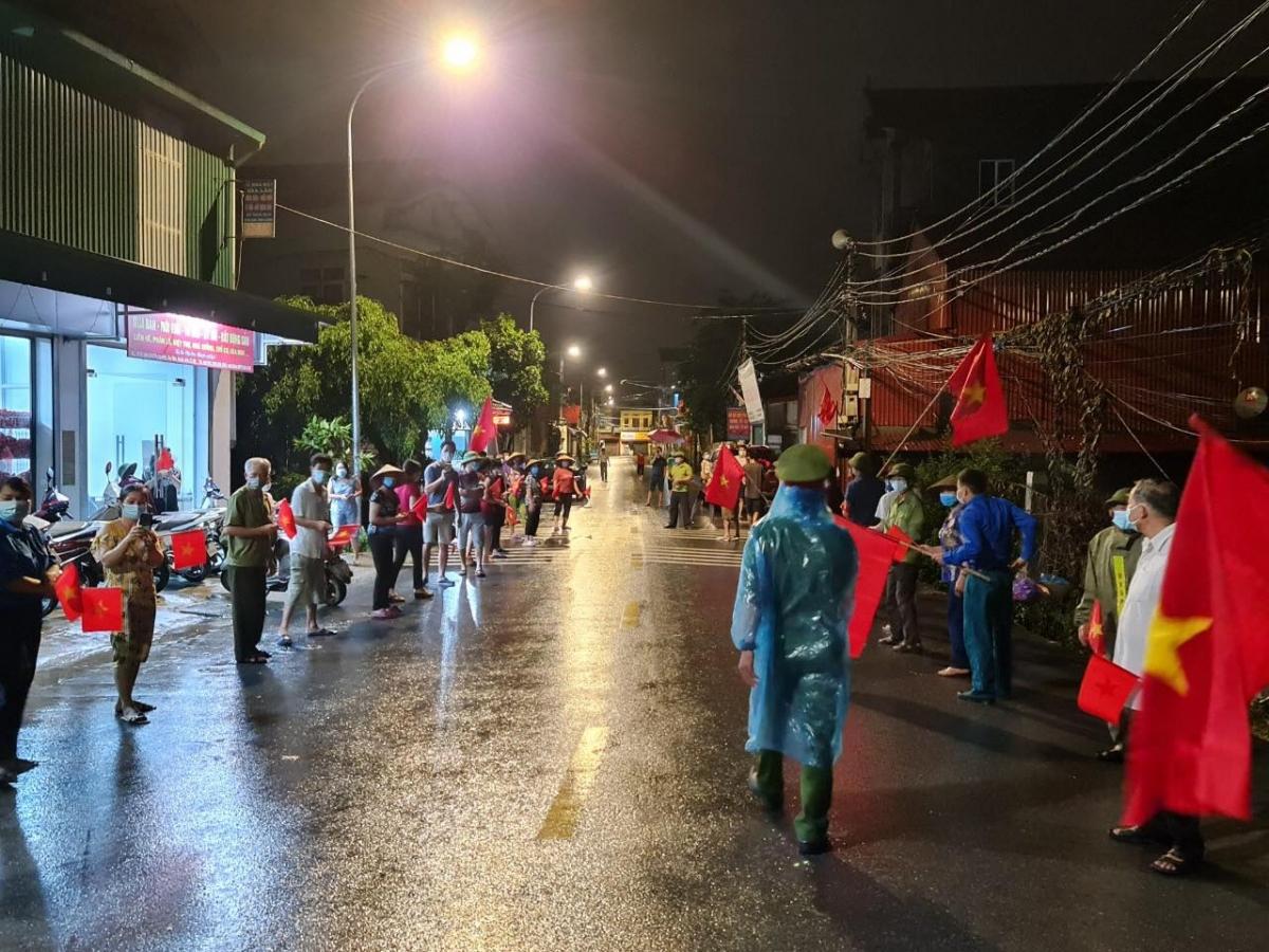 Huyện Lương Tài đã qua 30 ngày không ghi nhận thêm ca mắc mới.