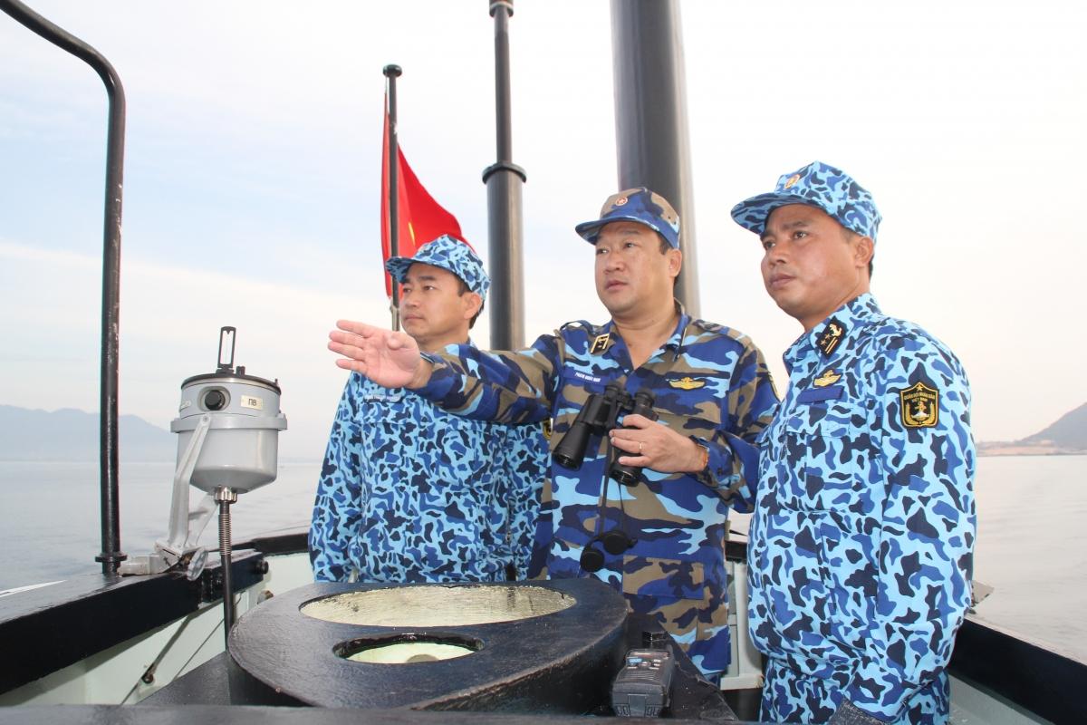 10 năm thành lập Lữ đoàn Tàu ngầm 189: Lực lượng tinh nhuệ của Hải quân Việt Nam - ảnh 4