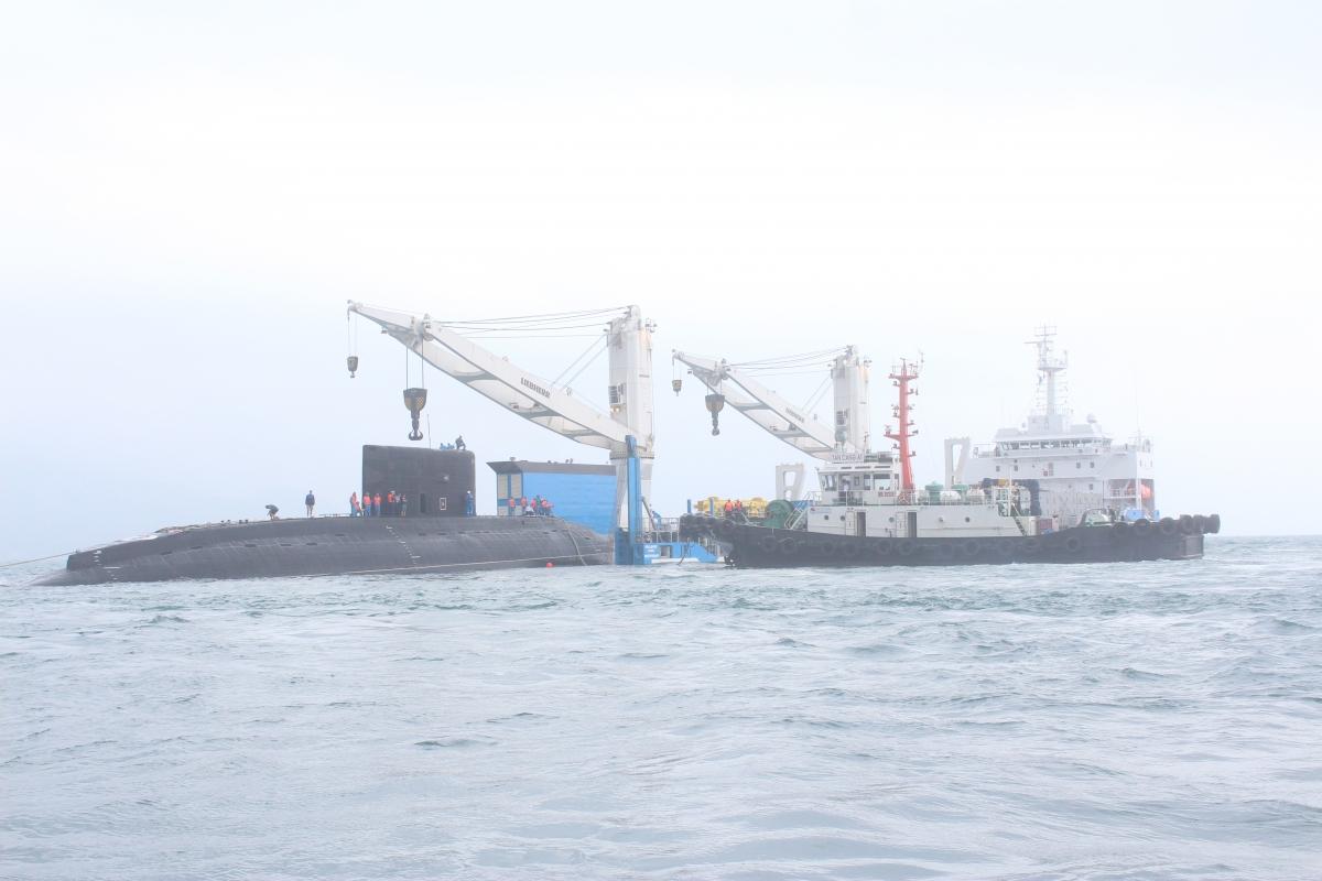 10 năm thành lập Lữ đoàn Tàu ngầm 189: Lực lượng tinh nhuệ của Hải quân Việt Nam - ảnh 12