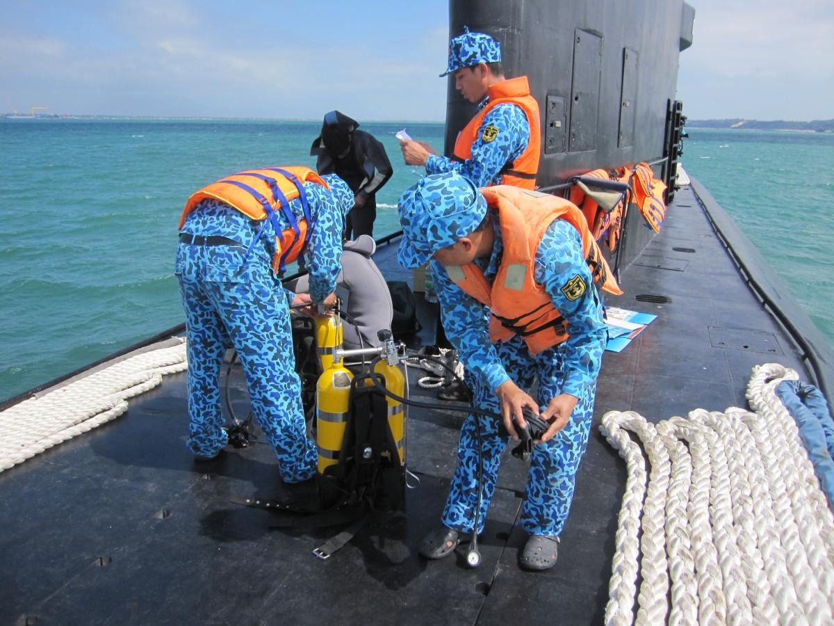 10 năm thành lập Lữ đoàn Tàu ngầm 189: Lực lượng tinh nhuệ của Hải quân Việt Nam - ảnh 10