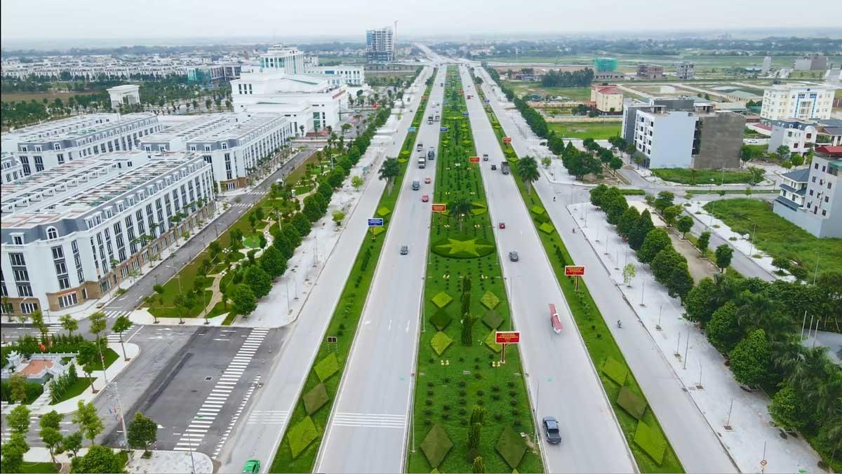 Thanh Hóa xác định phát triển hạ tầng là 1 trong 3 khâu đột phá để phát triển kinh tế, du lịch.