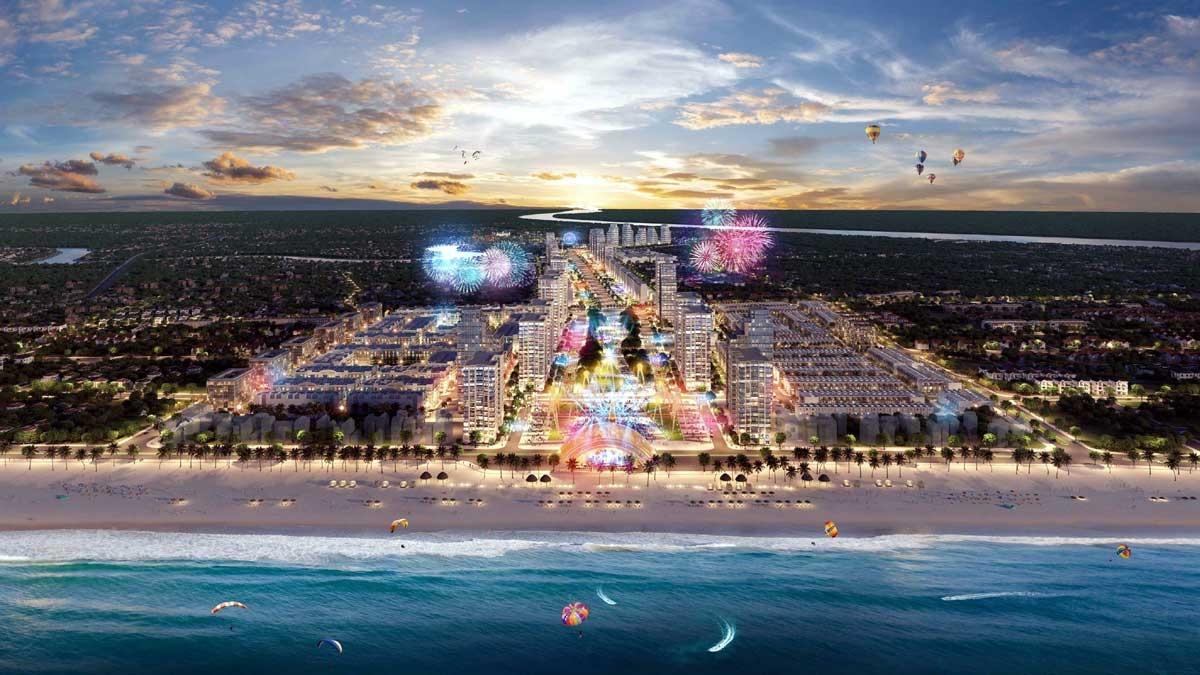 Sun Group đầu tư dự án khu đô thị phức hợp đẳng cấp Sun Grand Boulevard tại Sầm Sơn.