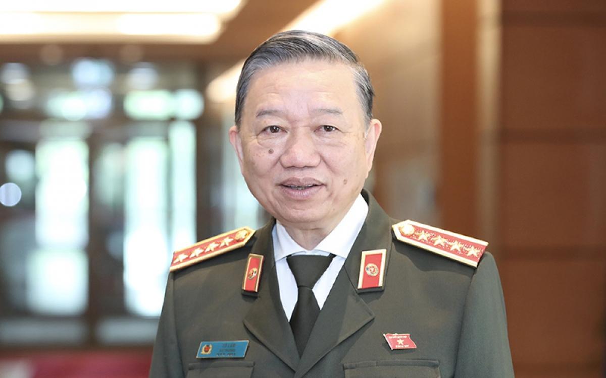 Đại tướng Tô Lâm, Bộ trưởng Bộ Công an trúng cử đại biểu Quốc hội tại Đơnvị bầu cử Số 1 tỉnh Hưng Yên