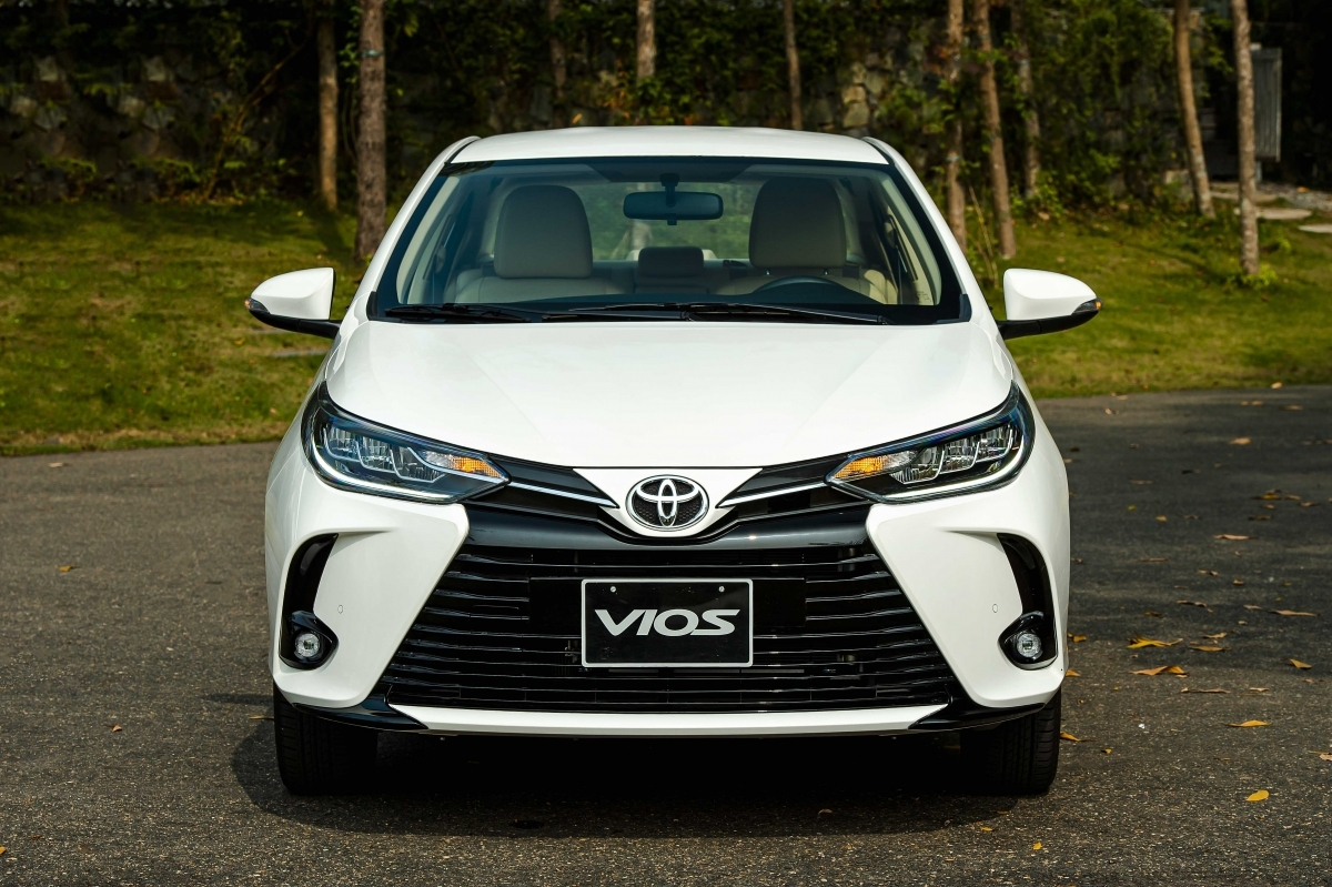 Đây là tháng đầu tiên trong năm 2021, doanh số của Toyota Vios vượt Hyundai Accent.
