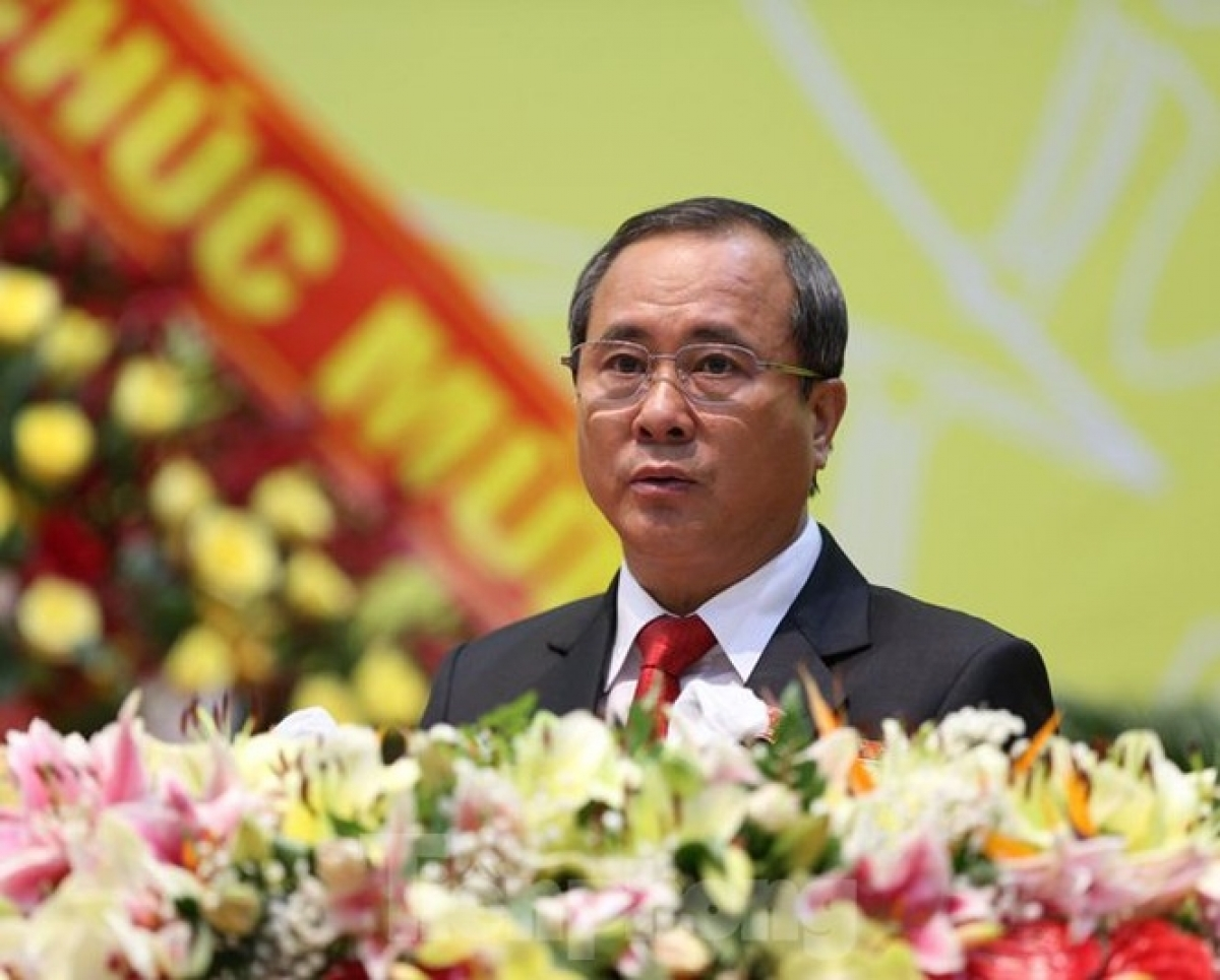 Bí thư Tỉnh uỷ Bình Dương Trần Văn Nam (Ảnh: VTC News)
