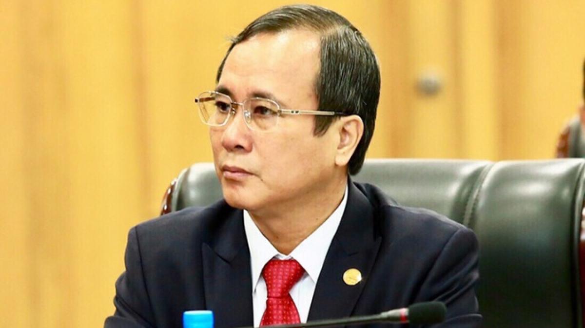 Bí thư Tỉnh uỷ Bình Dương Trần Văn Nam
