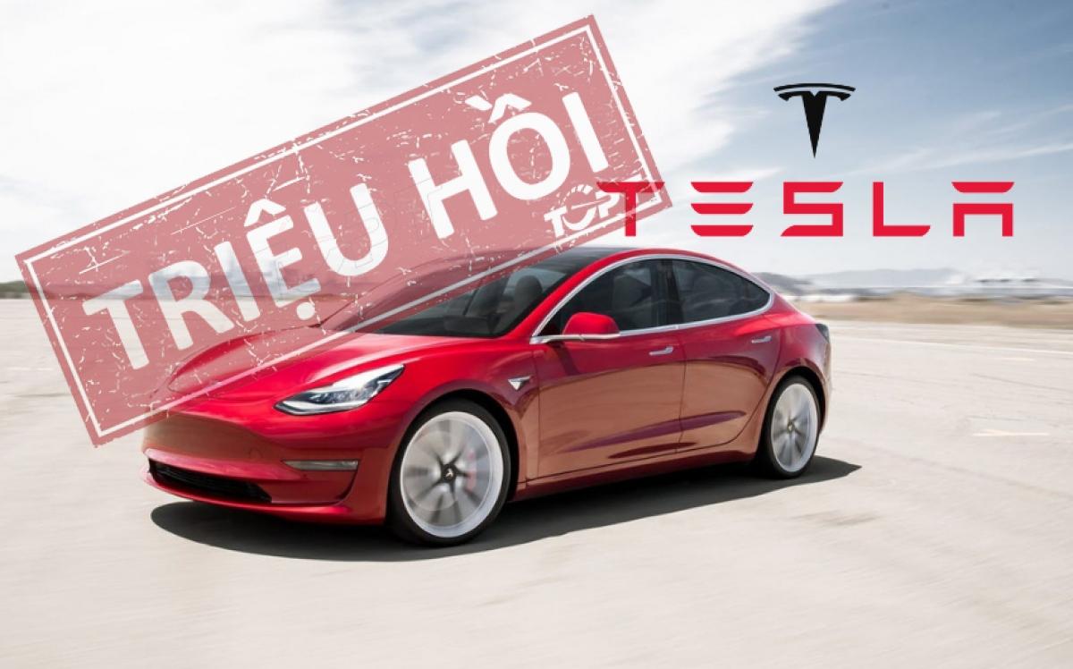 Theo thông báo chính thức, Tesla sẽ triệuhồi các xe thuộc dòng: Model 3 được sản xuất trong khoảng thời gian từ năm 2019-2021 và Model Y đời 2020-2021.