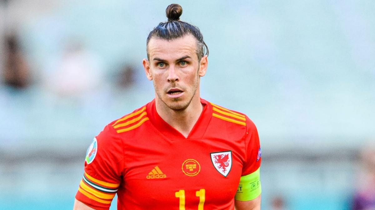 Bale được kỳ vọng tỏa sáng ở trận đấu đêm nay giống như người đồng đội cũ Ronaldo đã giúp Bồ Đào Nha vượt qua Hungary (Ảnh: Getty).