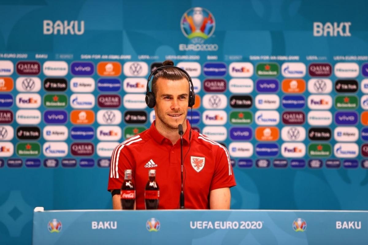 Bale được kỳ vọng giúp Xứ Wales giành kết quả tốt trước Thụy Sĩ (Ảnh: Getty).