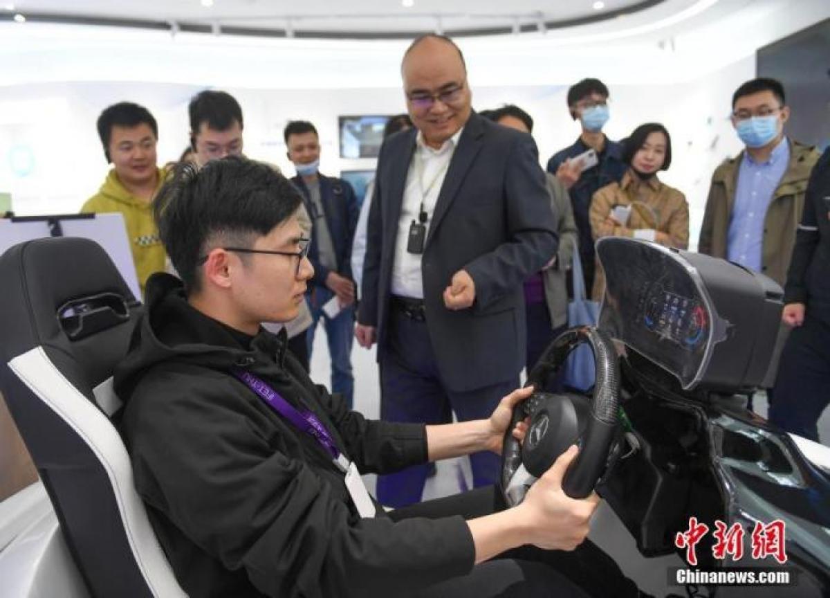 Trung Quốc đầu tư mạnh cho khoa học công nghệ. (Nguồn: Chinanews)