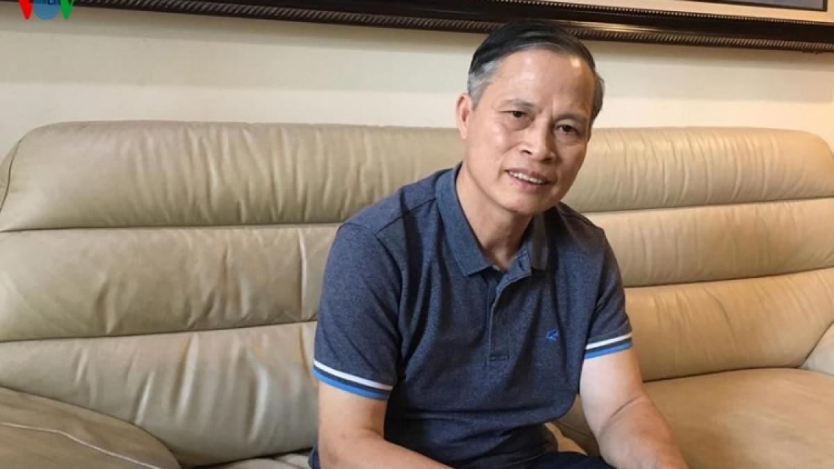 Ông Trần Văn Độ, nguyên Phó Chánh án Tòa án nhân dân tối cao.