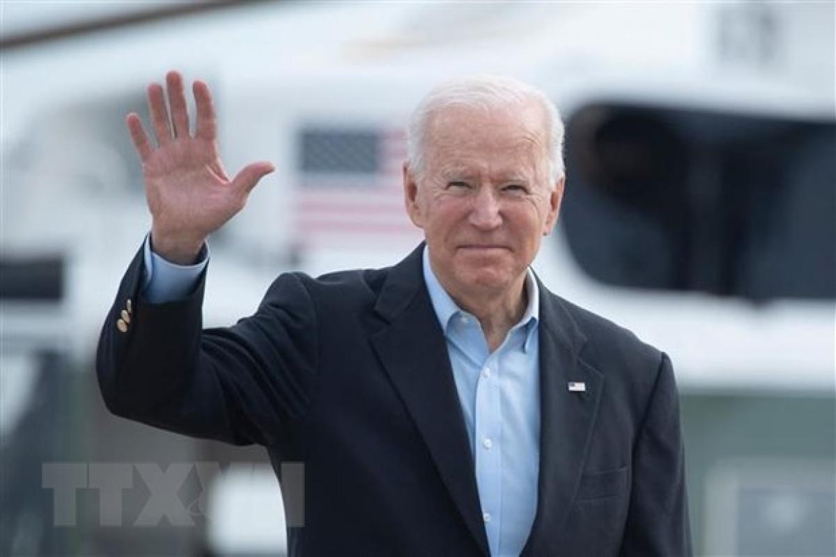 Tổng thống Joe Biden. (Ảnh: AFP/TTXVN)