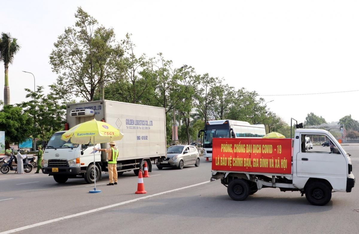 Thị xã Từ Sơn, Bắc Ninh sẽ giảm mức độ giãn cách (ảnh minh họa).