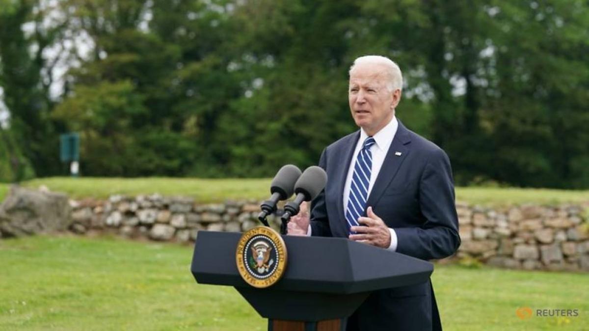 Tổng thống Biden: Mỹ sẽ là kho vaccine trong cuộc chiến chống Covid-19 - Ảnh 1.