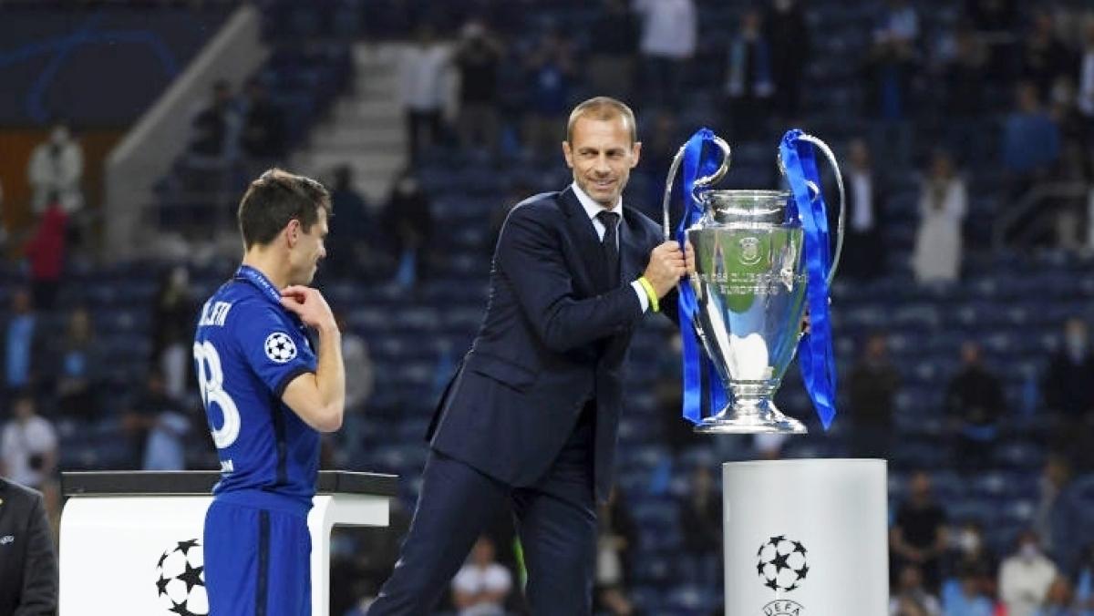 UEFA hủy luật bàn thắng sân khách ở cúp châu Âu từ mùa giải 2021/2022 (Ảnh: Getty).
