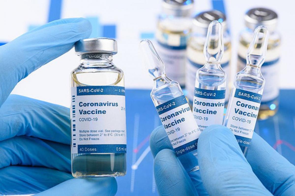 Vaccine Covid-19. Ảnh minh họa: Getty Images
