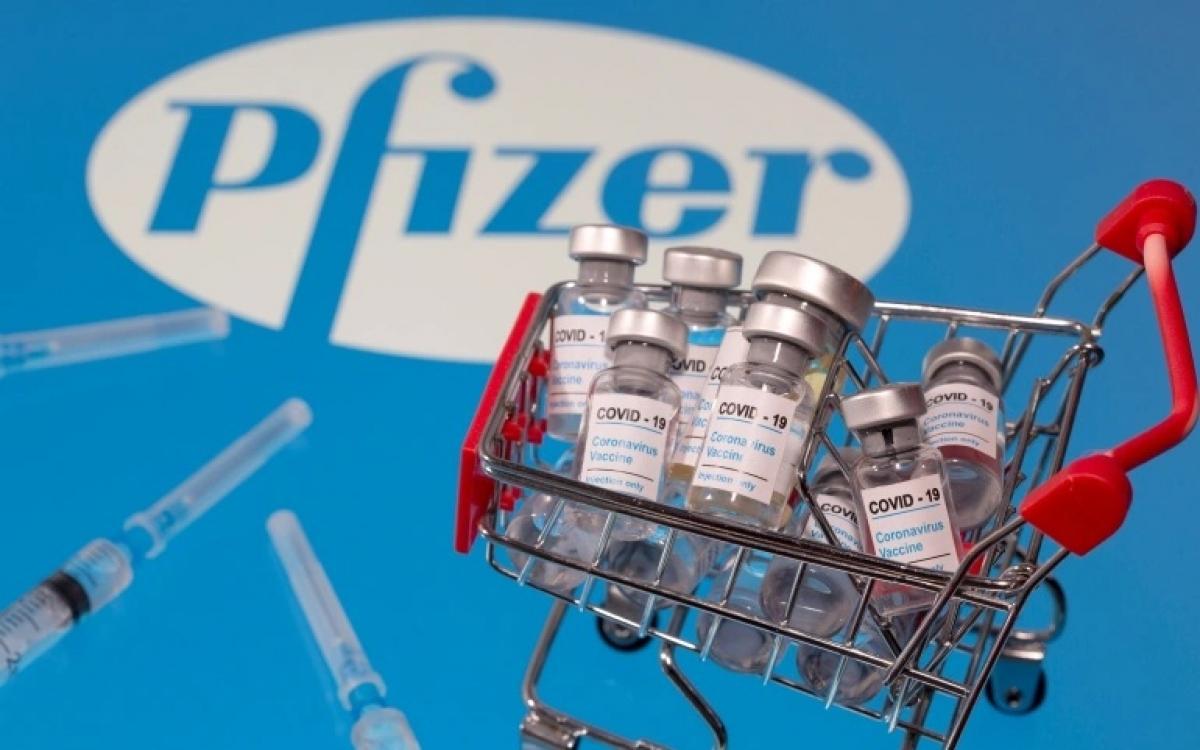 Vaccine Pfizer của Mỹ (Ảnh: Al Jazeera).