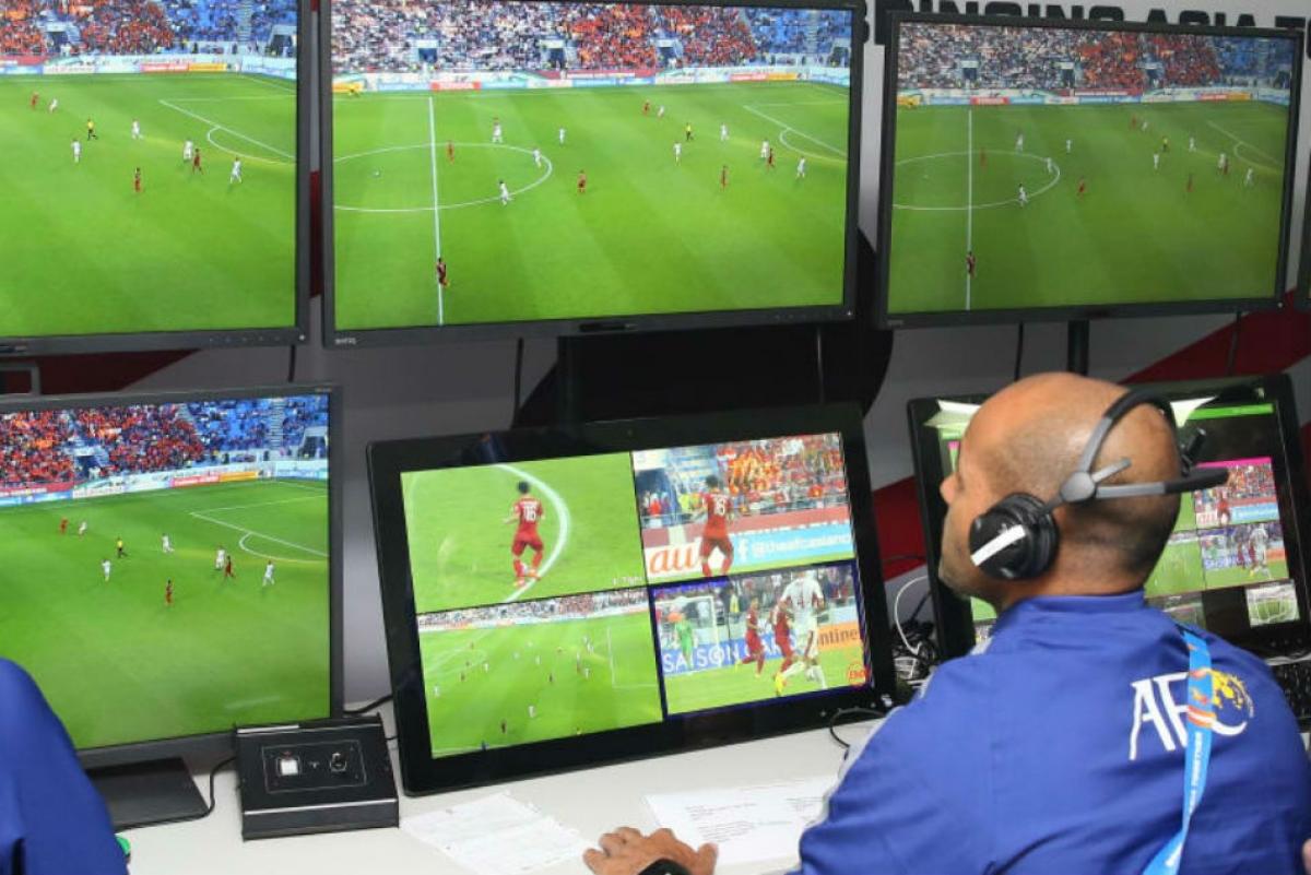 VAR sẽ được áp dụng ở vòng loại thứ ba World Cup 2022 khu vực châu Á. (Ảnh: AFC).