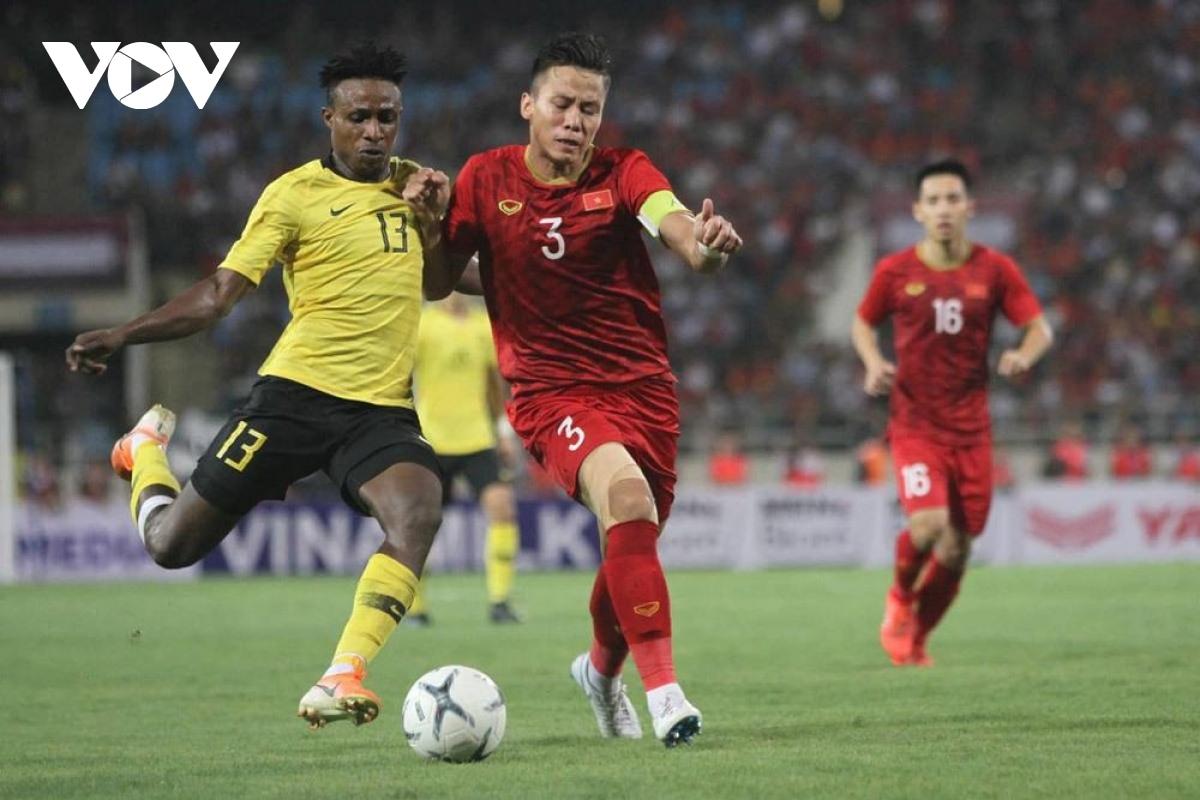 ĐT Việt Nam sẽ quyết đấu với Malaysia tại vòng loại World Cup 2022