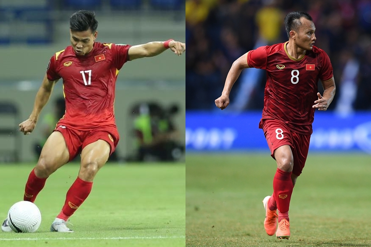 BLV Thành Lương nhận định Văn Thanh và Trọng Hoàng sẽ cùng đá chính trong đội hình ĐT Việt Nam. (Ảnh: CTV Yểu Mai, TM)