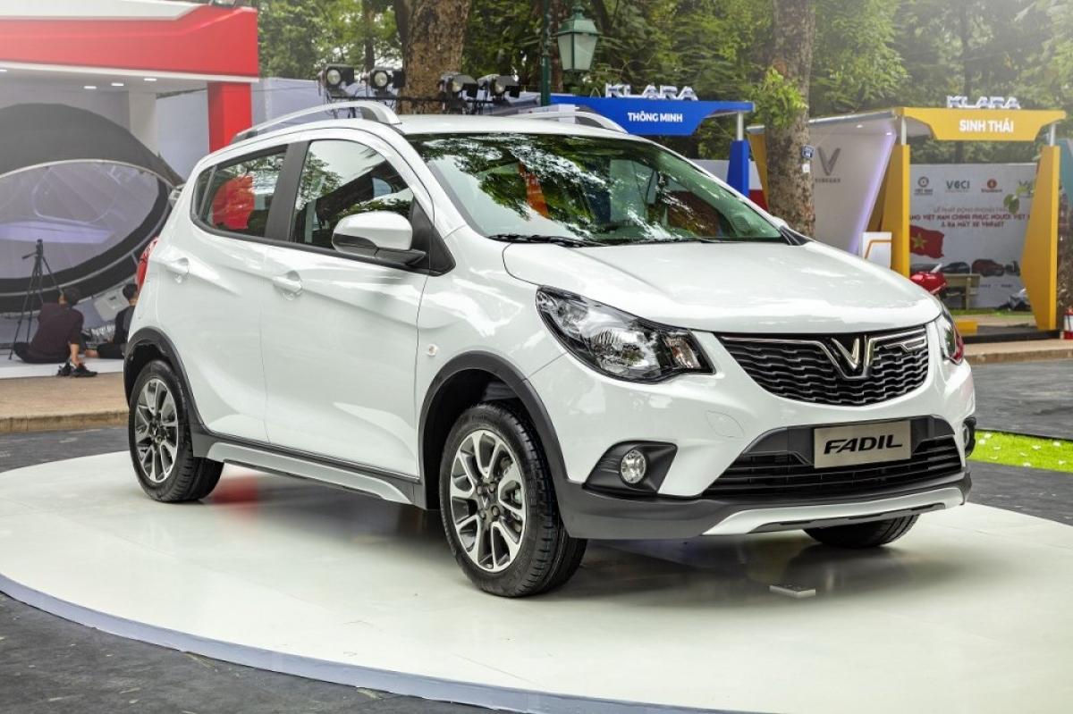 Đây là lần thứ 2 VinFast Fadil dẫn đầu bảng xếp hạng xe bán chạy nhất tháng trong năm 20201.