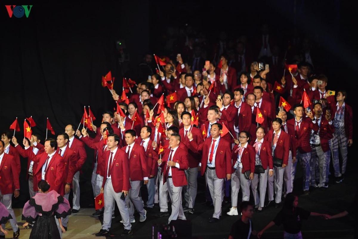 Việt Nam đề xuất hoãn tổ chức SEA Games 31 sang năm 2022 hoặc 2023 vì ảnh hưởng của đại dịch Covid-19. (Ảnh: Ngọc Duy).