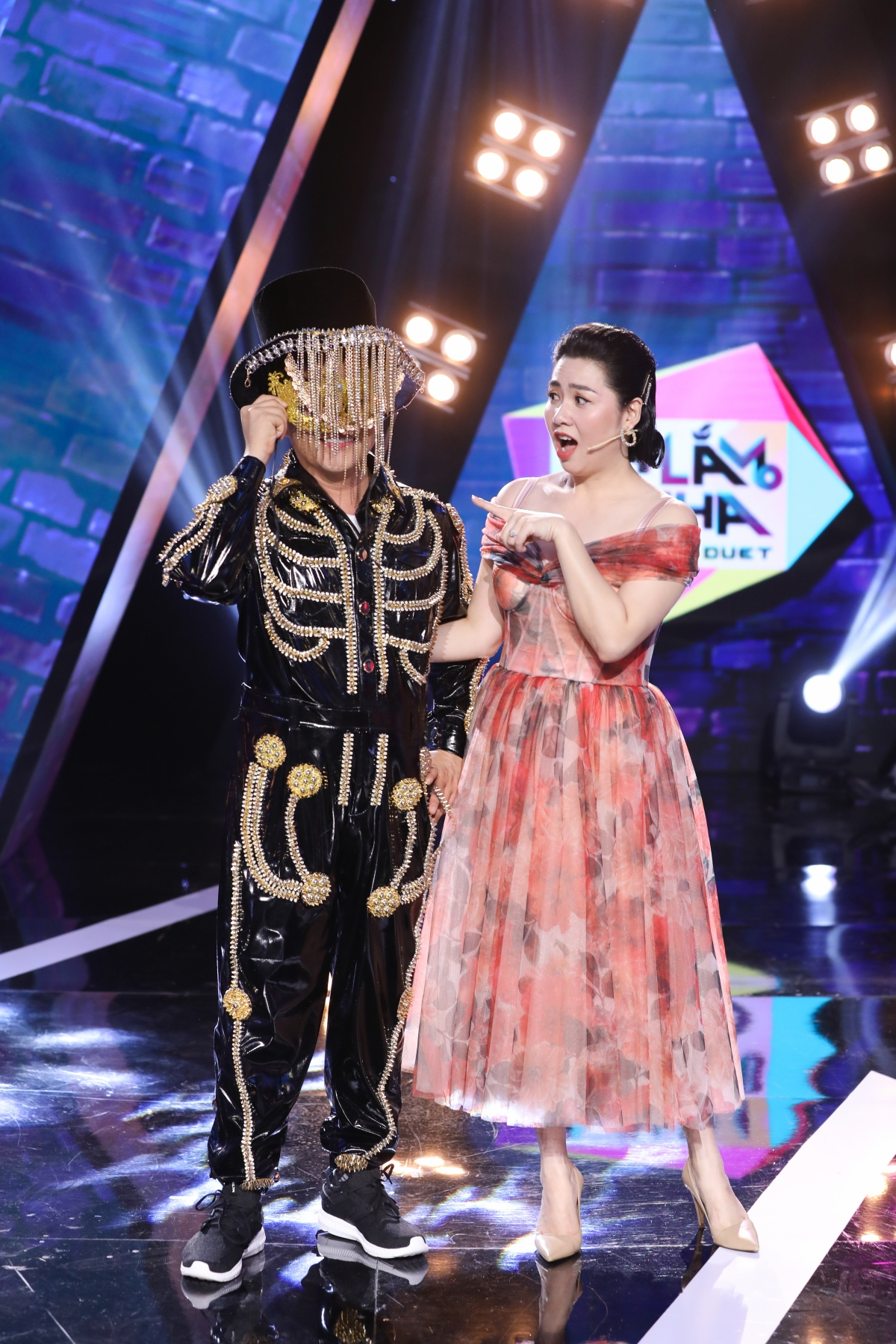 Nữ diễn viên Lê Khánh.