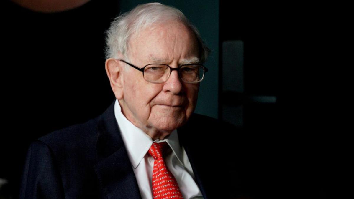 Tỷ phú Warren Buffett - (Ảnh: Reuters)