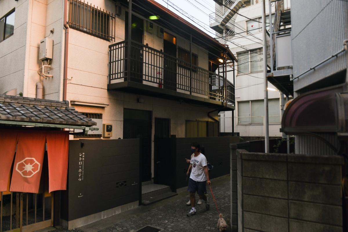 Các khách sạn nhỏ tại Tokyo chịu thiệt hại lớn khi Olympic 2020 không có khán giả. Nguồn: Noriko Hayashi/Bloomberg