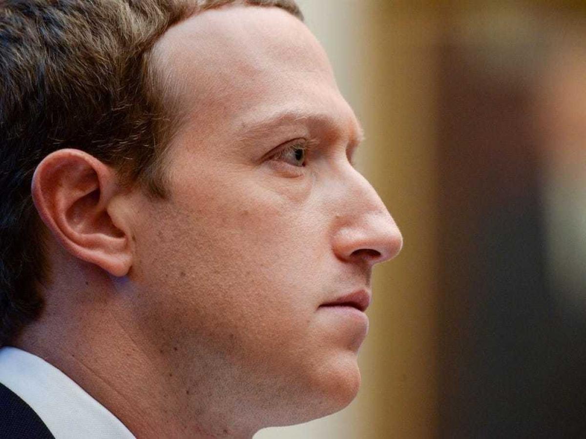 CEO Facebook Mark Zuckerberg - (Ảnh: BI)