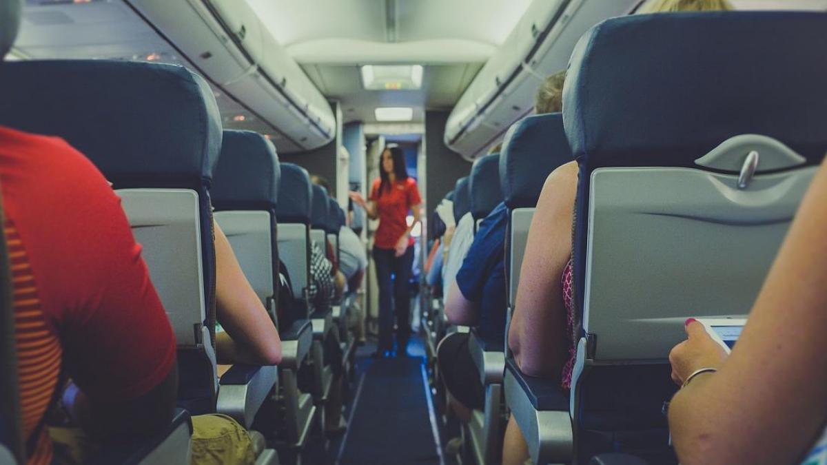 Việc kết nối internet trên máy bay có thể khiến dữ liệu cá nhân của bạn gặp rủi ro.Nguồn: Unsplash