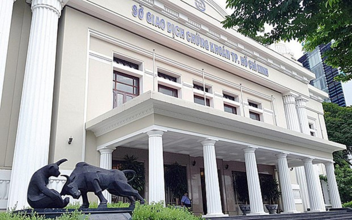 The headquarters of the Ho Chi Minh City Stock Exchange (HoSE) in HCM City. (Photo: hsx.vn)