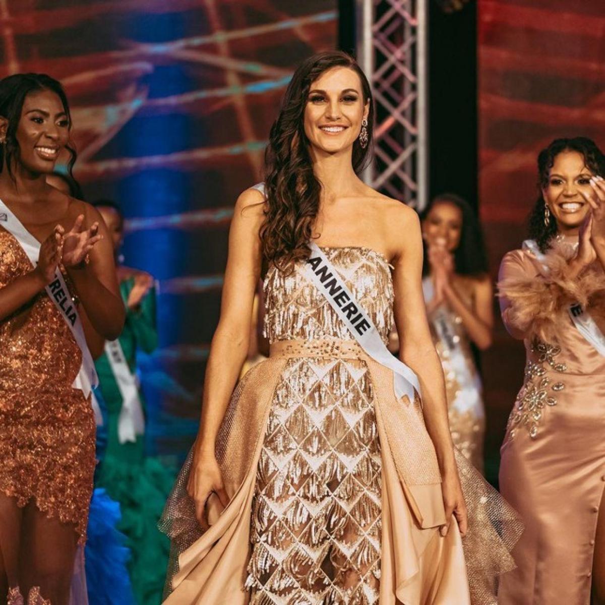 Do ảnh hưởng của dịch Covid-19, BTC đã quyết định bổ nhiệm Annerie Maré trở thành tân Hoa hậu Thế giới Namibia 2021.