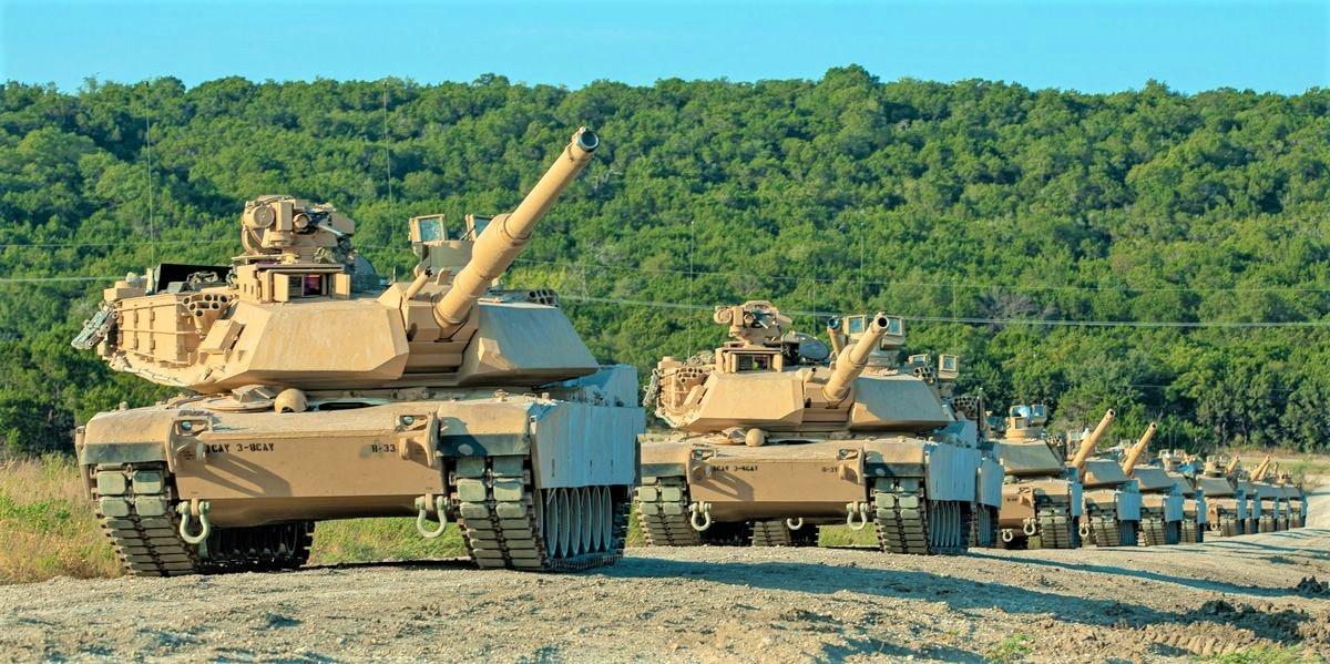 Ba Lan chủ trương phát triển lực lượng tăng thiết giáp của mình. Nguồn: dutifulnews.com