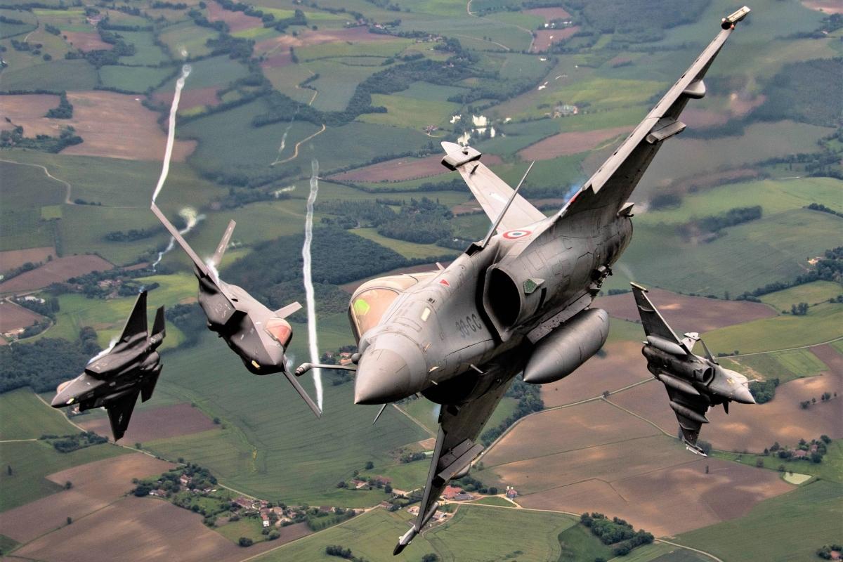 Tuyển chọn theo nhiều tiêu chí, Thụy Sĩ quyết định trang bị cho lực lượng không quân của mình tàng hình cơ F-35A.Nguồn: wikipedia.org