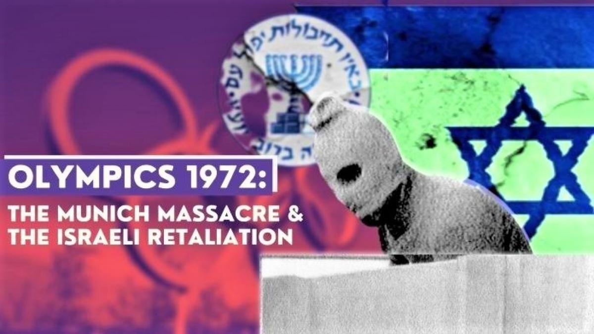 Israel đã tổ chức chiến dịch công phu trả thù Palestine vì vụ thảm sát Munich; Nguồn: opindia.com