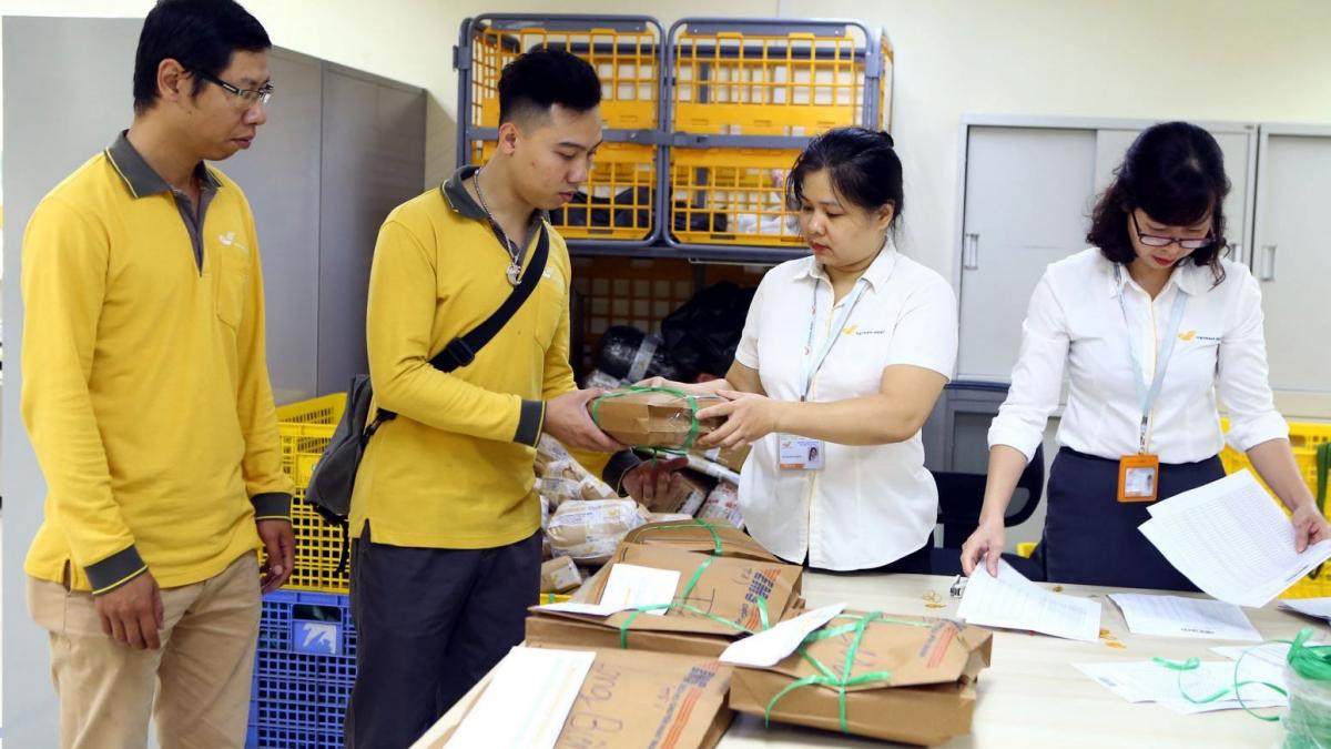 Các đơn vị bưu chính tổng hợp danh sách nhân viên giao nhận bưu kiện thuộc quyền quản lý có nhu cầu hoạt động trên địa bàn thành phố.