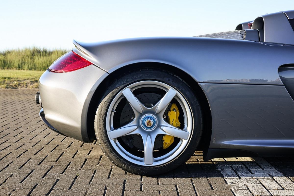 Xe được đăng kí ở Monaco và về sau chiếc xe được chuyển đến UK sau đó là đến Netherland cho đến khi được bán kèm với những chiếc bánh xe nguyên bản và bộ tản nhiệt nguyên bản của nó.